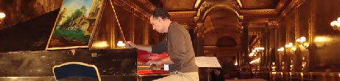 Accord de clavecin Yannick Le Guyader