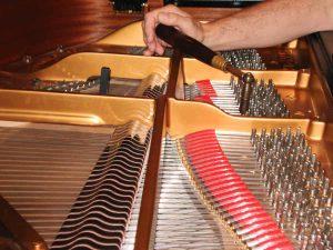 Accordeur de piano, Yannick Le Guyader